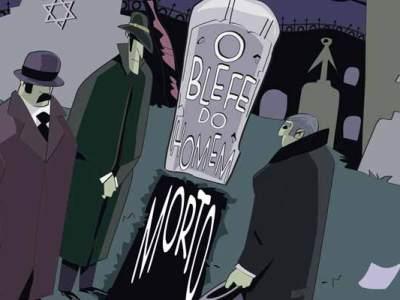 Sherlock Holmes - O Blefe do Homem Morto