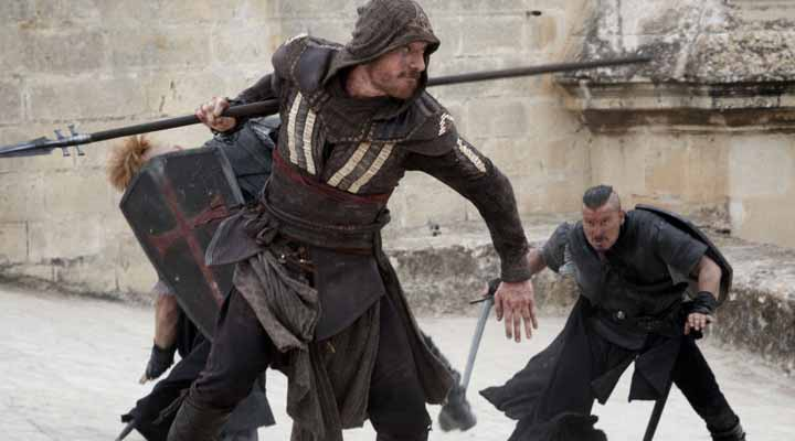 Assassin's Creed trailer!