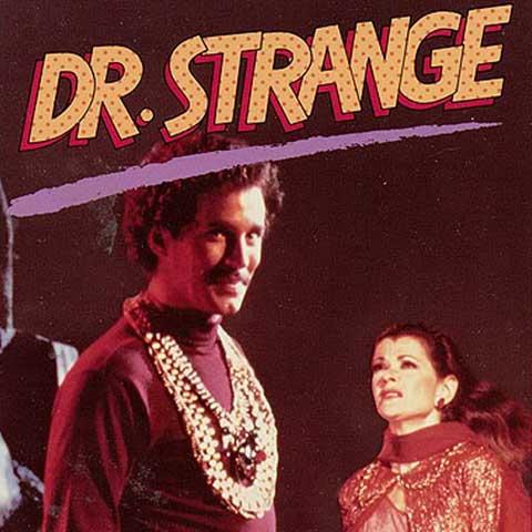 Não, não é Pablo Escobar! Você sabia que Doutor Estranho já teve uma adaptação em 1978?