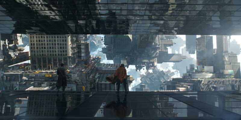 Os conceitos visuais são realmente de cair o queixo. Vale a pena conferir em 3D em uma sala de cinema de boa qualidade.