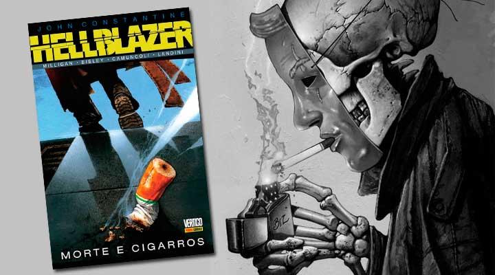 Hellblazer - Morte e Cigarros