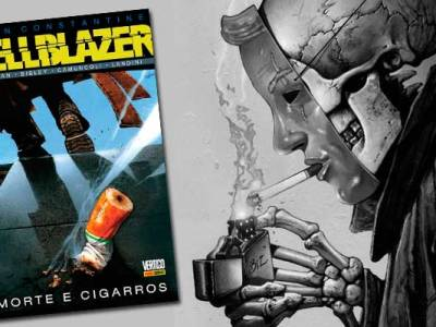 Hellblazer - Morte e Cigarros