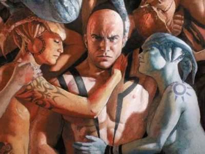 Khaal - Titan Comics