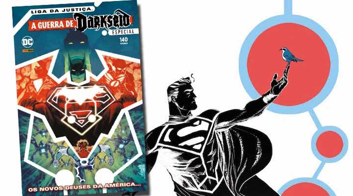 Liga da Justiça: A Guerra de Darkseid - Especial