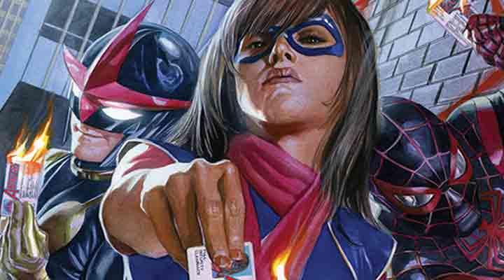 Campeões - Marvel