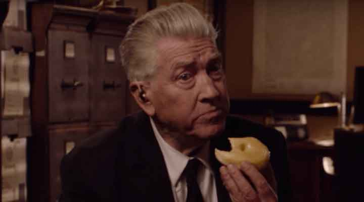 David Lynch - Twin Peaks 2017