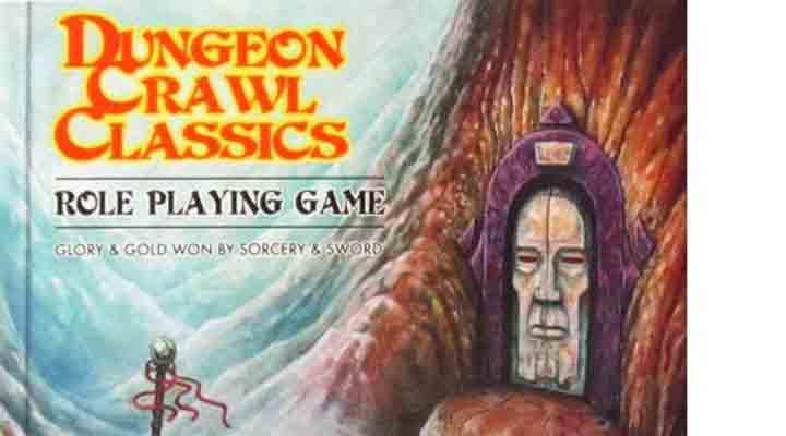 DCC - Dungeon Crawl Classics: Um retorno às origens do RPG