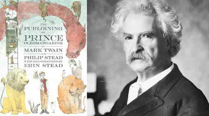 Mais de 100 anos após sua morte, Mark Twain ganha nova publicação
