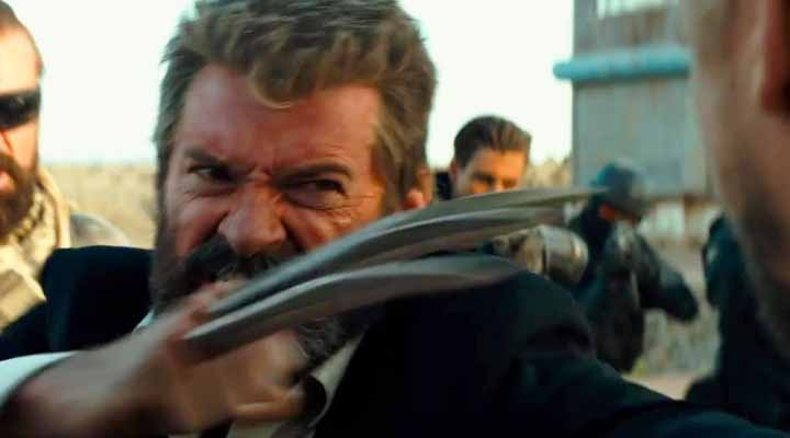 Wolverine em Logan