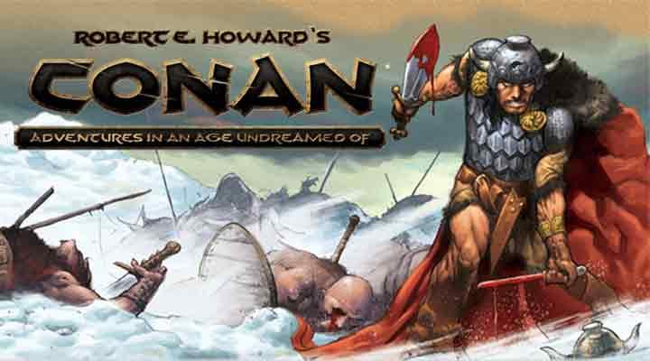 Modiphius finalmente lança um dos RPG's mais aguardados do últimos anos - Conan!