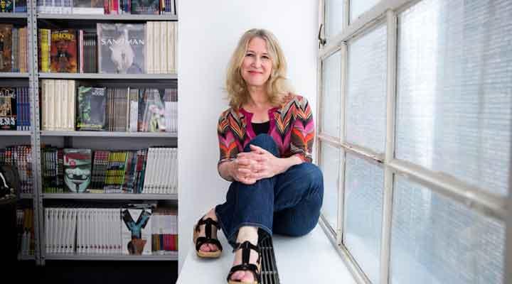 Karen Berger, criadora do selo Vertigo