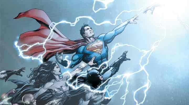 Universo DC: Renascimento - Panini