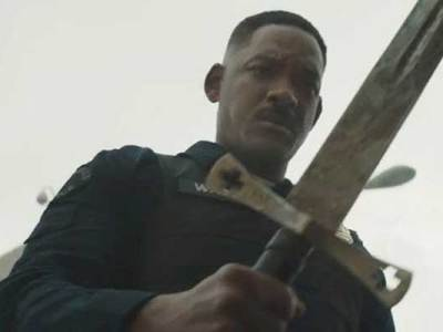 Will Smith em Bright, filme original da Netflix!