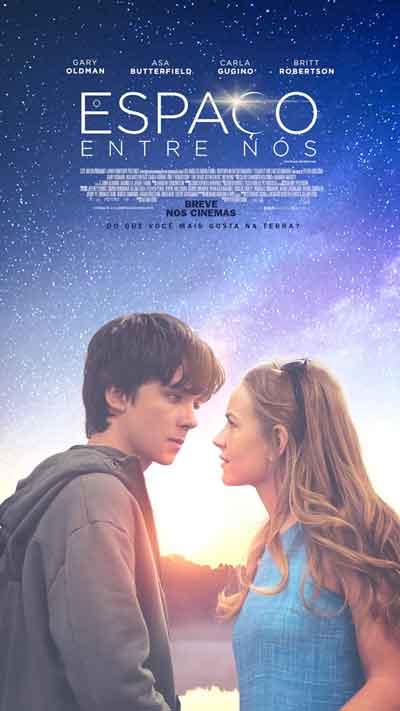 O filme O Espaço Entre Nós é mais um tiro no pé de Hollywood quando o assunto é Marte.
