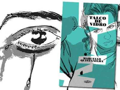 Talco de Vidro é mais um trabalho interessante do autor Marcello Quintanilha