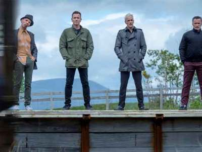 T2 Trainspotting - ou Trainspotting 2- tem crítica no ar!