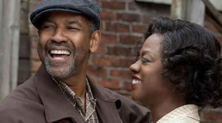 Um Limite Entre Nós - Denzel Washington e Viola Davis