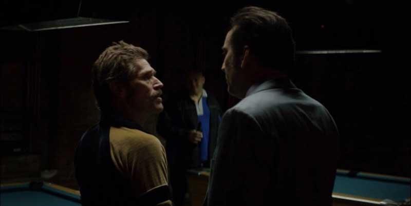 Cães Selvagens tem Nicolas Cage dirigido por Paul Schrader.