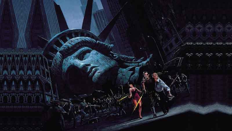 Fuga de Nova York no Formiga na Tela