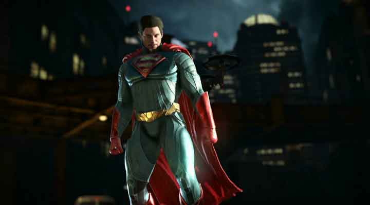 Sistema permite novas possibilidades de gameplay em Injustice 2