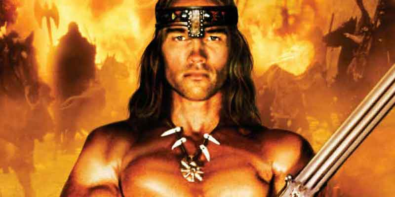 The Legend of Conan Schwarzenegger