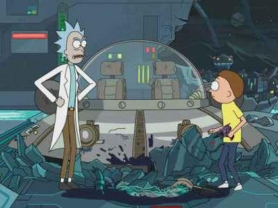 Oito prévias bizarras de Rick e Morty (Rick and Morty).