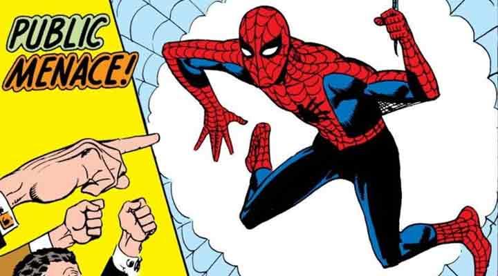 Top 10 uniforme homem aranha