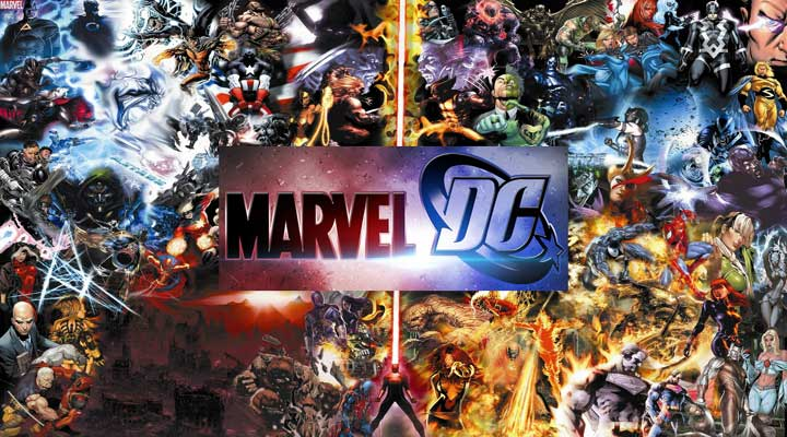DC e Marvel