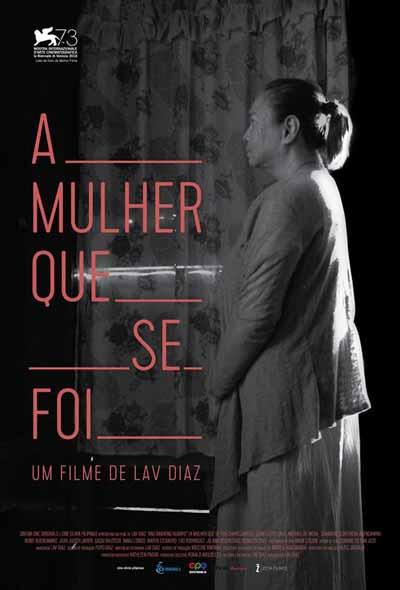 A Mulher Que Se Foi, de Lav Diaz
