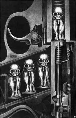 Alien é mais do que um mero sci-fi de horror; muito mais coisas se escondem nas sombras da Nostromo