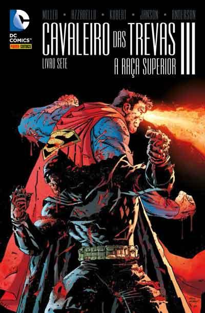 Batman cavaleiro das trevas 3 - livro sete