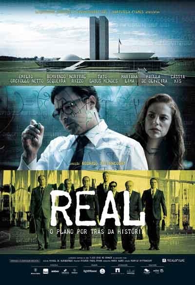 Crítica do filme Real - O Plano Por Trás da História