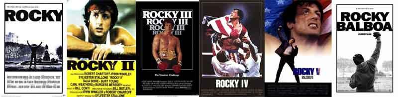 Filmes Rocky