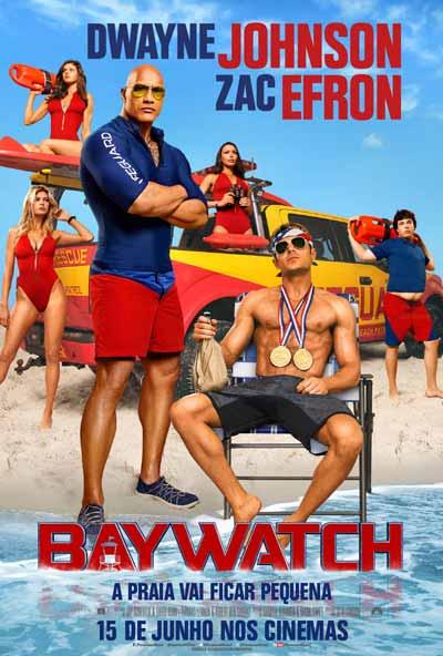Crítica de Baywatch no ar!