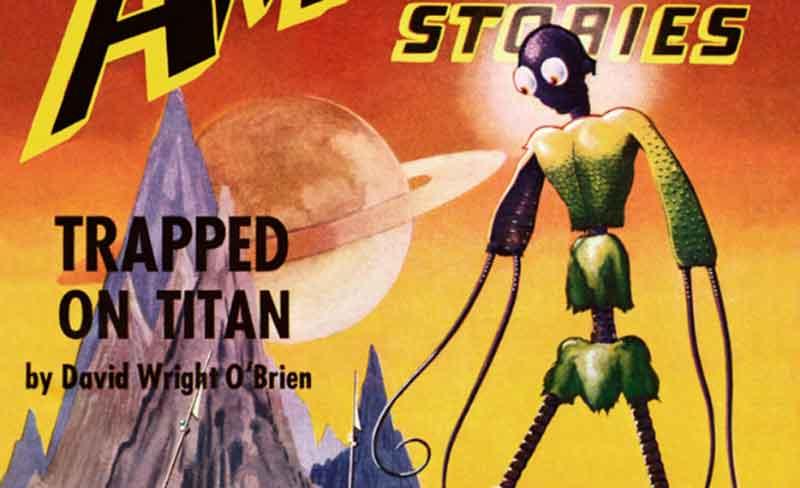 Hugo Gernsback e sua contribuição ao sci fi e cultura pop geral