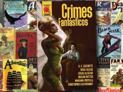 Resenha do livro Crimes Fantásticos, da editora Argonautas