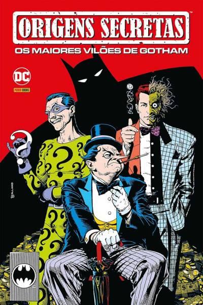 Origens Secretas - Batman dc