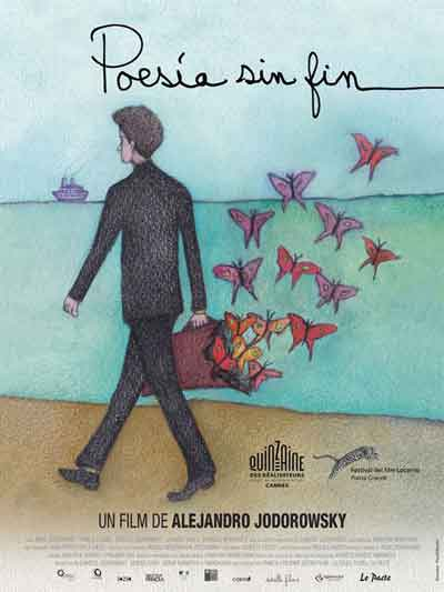 Crítica de Poesia Sem Fim - Alejandro Jodorowsky