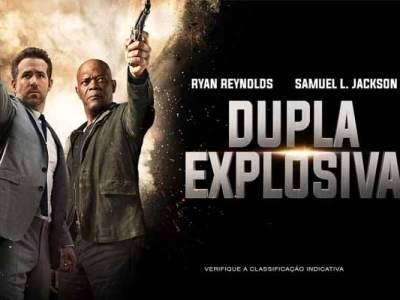 Crítica do filme Dupla Explosiva.