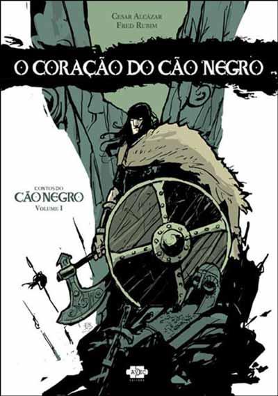 HQ Cão Negro - Vol 1