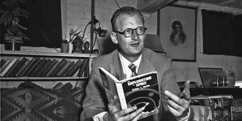 O Fim da Infância, de Arthur C. Clarke. foi o tema no Formiga na Tela