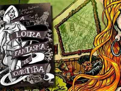 HQ sobre a lenda urbana da Loira Fantasma de Curitiba.