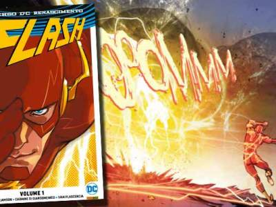 Flash: Renascimento - Vol. 1