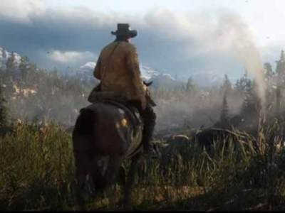 Segundo trailer de Red Dead Redemption 2