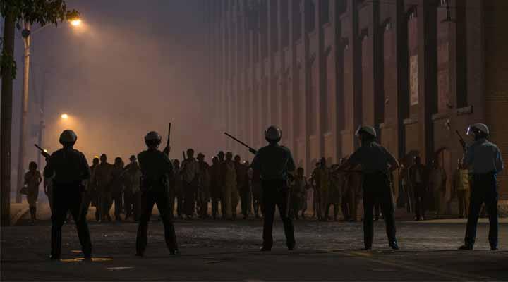 Crítica de Detroit em Rebelião