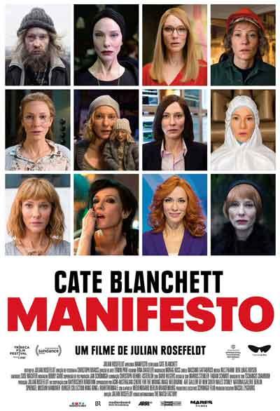 Crítica do filme Manifesto