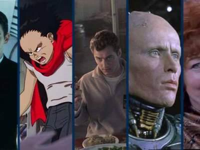 Lista para quem curte o filme Blade Runner