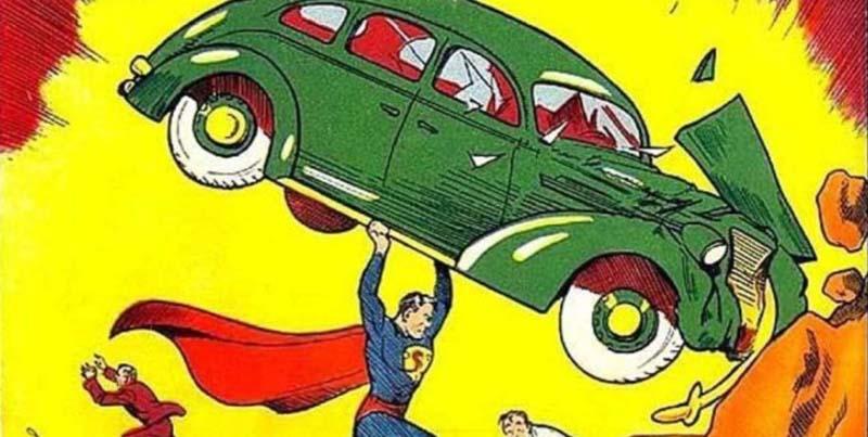 Super Heróis são coisa de criança?