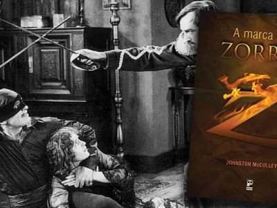 Resenha do livro A Marca do Zorro