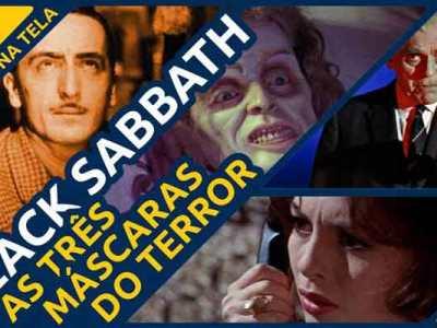 Filme Black Sabbath - Mario Bava